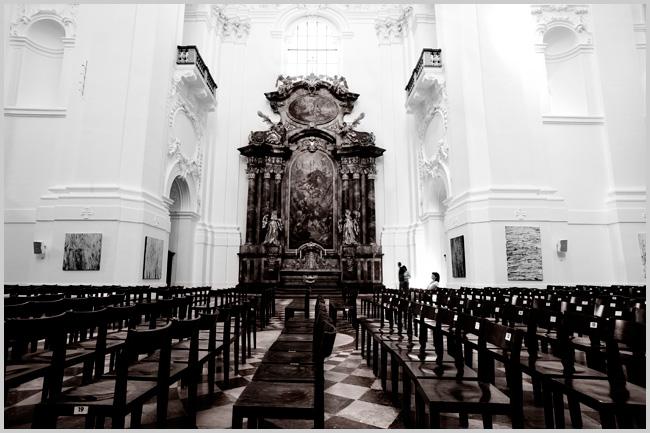 Katedral in Potsdam